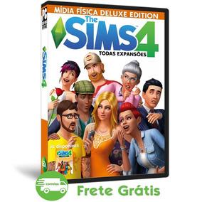 The Sims 4 Pc Todas Expansões Português Rumo À Fama (dvd)