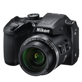 Camara Nikon Coolpix B500 16mp 40x Bluetooth + Pilas Aa