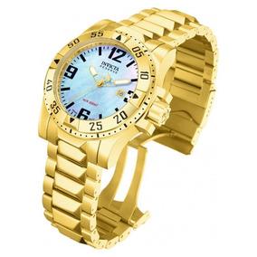 Relógio Masculino Invicta Excursion 6244 18kt 100% Original