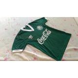 Camisa Palmeiras adidas Coca-cola Original Nova