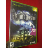 The Haunted Mansion Xbox Clasico