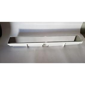 Kit 6 Ralos 6x50 Cm Sequencial Inox Polido Linear Sifonado