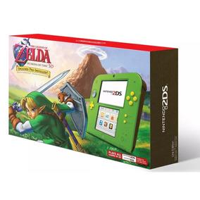Nintendo 2ds Bundle Com 1 Jogo Pre Instalado