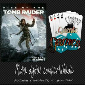 Tomb Raider Rise Of The Digital + Brinde 4 Tomb Raider X360