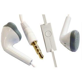 Fone De Ouvido Original Samsung Entrada P2 Padrão Branco