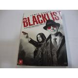 Lista Negra : The Blacklist - 3ª Temporada 6 Dvd