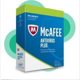Mcafee Antivirus Plus 2019 Dispositivos Ilimitados 1 Año