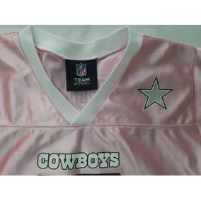 Jersey Nfl Para Niña Vaqueros Dallas Cowboys Rosa 6-8 Años 6bb76b90a0f