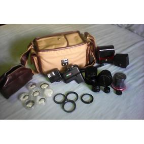 Cámara Pentax Mod. 110 Lenses Manual. Reparación O Repuesto