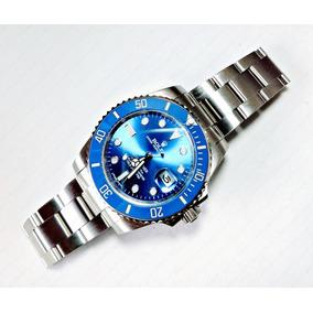 237d80a1e16 Relógio Rolex Submariner Automático - Relógios no Mercado Livre Brasil