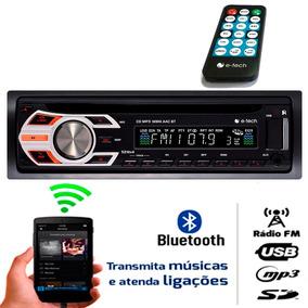 7be204912 Radio Etec Cd Players - Estéreos para Carros Rádio Automotivo no ...