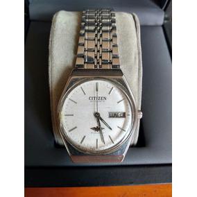 5ae01bd941332 Relojes Citizen Automaticos De Hombre Antiguos - Reloj para Hombre ...