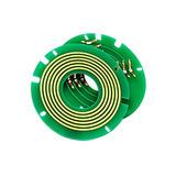 Jinpat 3 Circuits Separate Pancake Slip Ring Routing Usb2.0