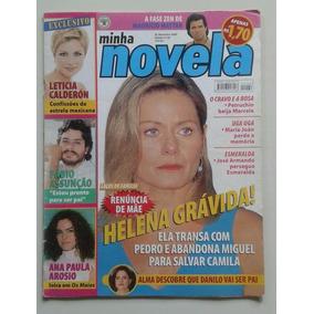 Minha Novela 69 2000 Laços Família Leticia Calderón A Viagem