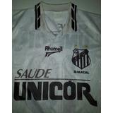 fa25c1829e Camisa Santos Rhumell - Futebol no Mercado Livre Brasil
