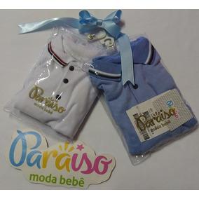 Paraiso Moda Bebe - Roupas de Bebê Azul aço no Mercado Livre Brasil a54d948c2ae