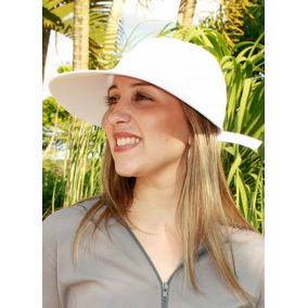 Viseira Carmin Com Proteção Solar Uva Uvb Fpu 50+ Sun Cover 7d73d115514