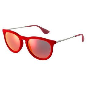 415984019f944 Oculos Rayban Erika Veludo Espelhado - Óculos no Mercado Livre Brasil