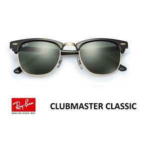 Ray Ban Clubmaster Classico 3016 Original Garantia Feminino 6f9860f487