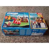 Embalagem Do Brinquedo Boneco Playmobil Knits