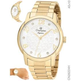 a23b09b5735 Relogio E.w.c Dourado - Relógios De Pulso no Mercado Livre Brasil