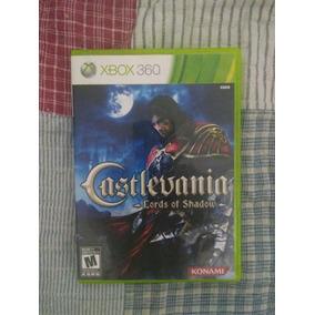 Castlevania Lords Of Shadow - Xbox 360 - Mídia Física