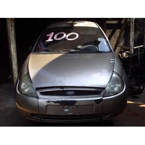 Carroceria E Peças Ford Ka Motor Zetec Cambio Suspensão Roda