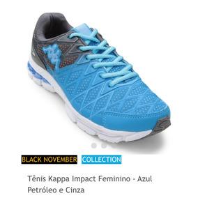 99bd9eded Tenis Kappa Feminino Original. Compre E Ganhe Um Brinde. R  80
