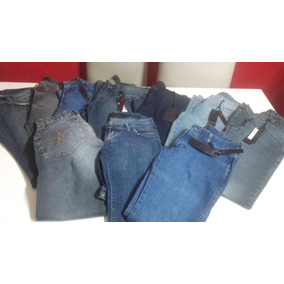 Promo:lote De 15 Jeans Mujer Nuevos. Ideal Revendedores.