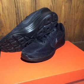 Nike Revolution Para Dama Gym Ejercicio Negros