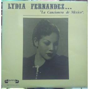 Lidia Fernandez, La Cancionera De Mèxici