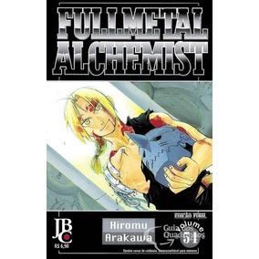 Fullmetal Alchemist N° 54. Jbc. Frete R$ 10,00