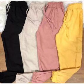 Calças Feminino Tamanho Gg GG Preto no Mercado Livre Brasil a476d644d73