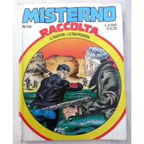 Mister No Raccolta Nº 114 - Il Traditore - Sergio Bonelli