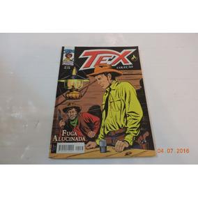 Gibi Revista Mythos Tex Coleção Nº238 Fuga Alucinada Oferta