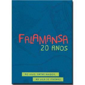 Dvd Falamansa - 20 Anos - Ao Vivo Entre Amigos