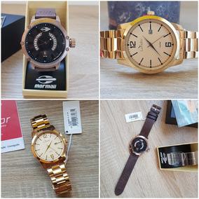 Kit Relógios Mormaii Mo2315aau/2m + Condor Co2115ux/4d