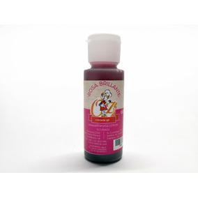 Gel Colorante Comestible Chico Rosa Brillante 60 Ml (5310)