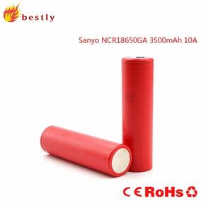 Bateria Sanyo 18650 Alta Descarga 10a 3,7v 3500mah 50g