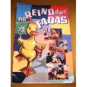 376 Figuras Album No Reino Das Fadas Infantil Completo 1960