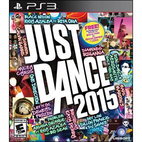 Just Dance 2015 Ps3 Mídia Física Lacrado Leg Pt Br Move