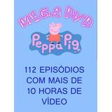 Coleção Peppa Pig 112 Episódios
