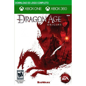 Jogo Dragon Age Origins Xbox 360 Xbox One