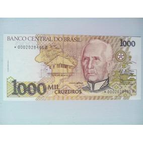Cédula C 217a - 1000 Cruzeiros 1990 Fe