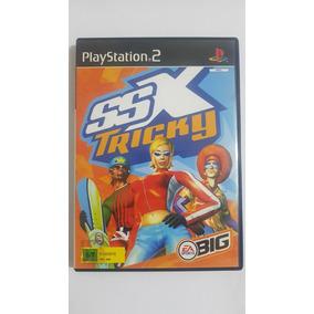 Ssx Tricky Playtation 2
