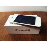 iPhone 4s 8gb Original Apple Branco 3g Desbloqueado + Case