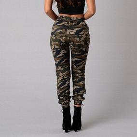 Pantalon Militar Mujer - Pantalones en Mercado Libre Chile 6fc1f3d68ed0