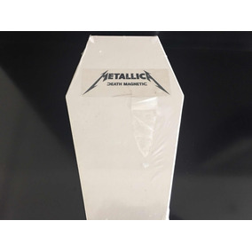 Metallica Coffin Box Death Magnetic