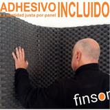 Kit De Instalación + 1 Panel Finson De 100 X 50 X 3 Cm