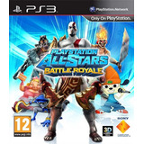 Playstation All-stars Battle Royale Digital Ps3 Latino